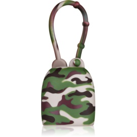 Bath & Body Works PocketBac Camouflage Silicone Hand Gel Packaging