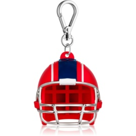Bath & Body Works PocketBac Red White Blue Football Helmet Silikonhülle für antibakterielles Gel