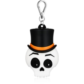 Bath & Body Works PocketBac Dapper Skull Silikonhülle für antibakterielles Gel
