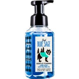 Bath & Body Works Iced Blue Sage schuimzeep voor de handen  259 ml