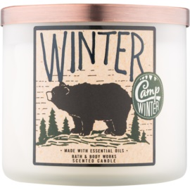 Bath & Body Works Camp Winter Winter Scented Candle 411 g