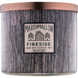 Bath & Body Works Marshmallow Fireside Duftkerze  411 g