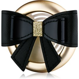 Bath & Body Works Black Tie Bow Scentportable holder for car    Clip