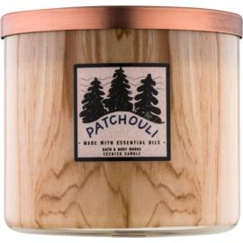 Bath & Body Works Patchouli illatos gyertya  411 g