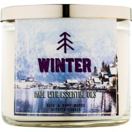 Bath & Body Works Winter dišeča sveča  411 g