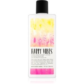 Bath & Body Works Happy Vibes молочко для тіла для жінок 236 мл