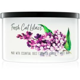 Bath & Body Works Fresh Cut Lilacs świeczka zapachowa  411 g