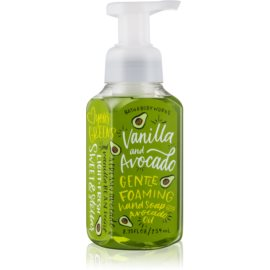 Bath & Body Works Vanilla & Avocado mydło w piance do rąk  259 ml
