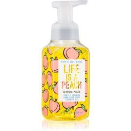 Bath & Body Works Georgia Peach Life is a Peach Săpun lichid pentru mâini  259 ml