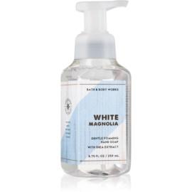 Bath & Body Works White Magnolia penasto milo za roke  259 ml