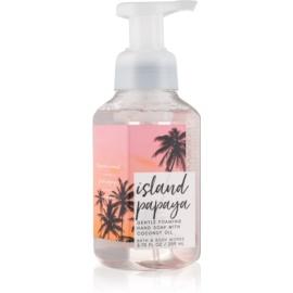 Bath & Body Works Island Papaya penasto milo za roke  259 ml