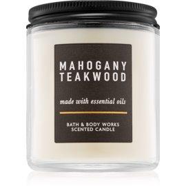 Bath & Body Works Mahogany Teakwood Scented Candle 198 g III.