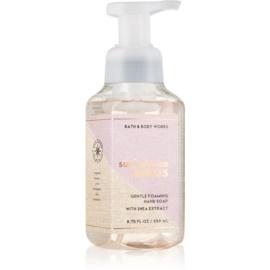 Bath & Body Works Sun-Washed Citrus penasto milo za roke  259 ml