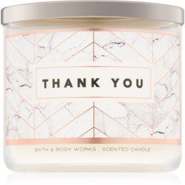 Bath & Body Works Merci Paris illatos gyertya  411 g I.
