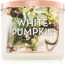 Bath & Body Works White Pumpkin bougie parfumée 411 g