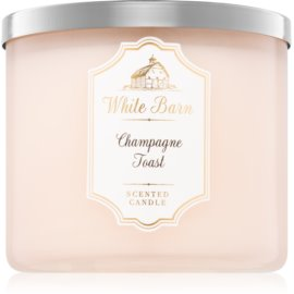 Bath & Body Works Champagne Toast bougie parfumée 411 g