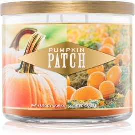 Bath & Body Works Pumpkin Patch Geurkaars 411 gr