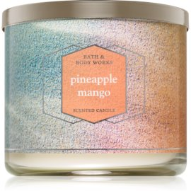 Bath & Body Works Pineapple Mango Duftkerze  411 g I.