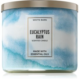 Bath & Body Works Eucalyptus Rain vonná svíčka 411 g I.