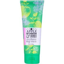 Bath & Body Works Apple Blossom & Lavender Bodycrème voor Vrouwen  226 gr