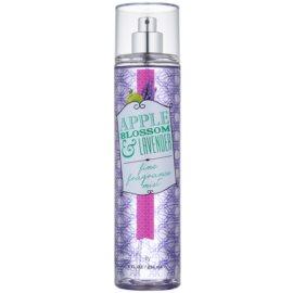 Bath & Body Works Apple Blossom & Lavender Körperspray für Damen 236 ml