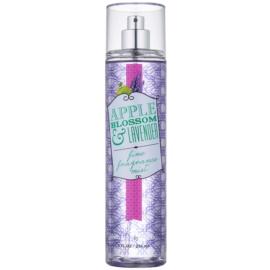 Bath & Body Works Apple Blossom & Lavender спрей для тіла для жінок 236 мл