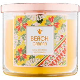 Bath & Body Works Beach Cabana Duftkerze  411 g