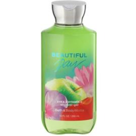 Bath & Body Works Beautiful Day Duschgel für Damen 295 ml