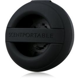 Bath & Body Works Black Rubber Scentportable Holder for Car   Clip