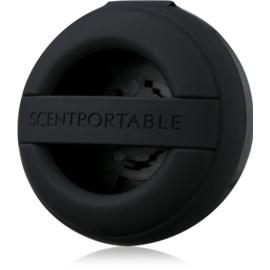 Bath & Body Works Black Rubber Auto Luchtverfrisser    Clip