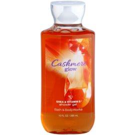 Bath & Body Works Cashmere Glow gel za prhanje za ženske 295 ml