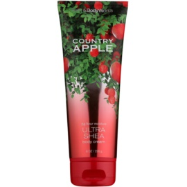 Bath & Body Works Country Apple crema corpo per donna 236 ml