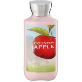 Bath & Body Works Country Apple Lapte de corp pentru femei 236 ml