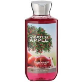 Bath & Body Works Country Apple tusfürdő nőknek 295 ml