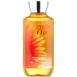 Bath & Body Works Country Chic Duschgel für Damen 295 ml