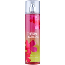 Bath & Body Works Cherry Blossom Körperspray für Damen 236 ml