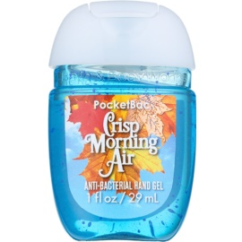 Bath & Body Works PocketBac Crisp Morning Air antibakteriálny gél na ruky  29 ml