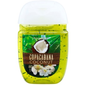 Bath & Body Works PocketBac Copacabana Coconut antibakteriális gél kézre  29 ml