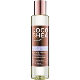 Bath & Body Works Cocoshea Coconut Körperöl für Damen 186 ml