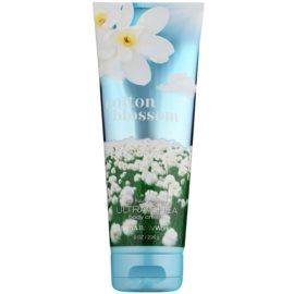 Bath & Body Works Cotton Blossom Körpercreme für Damen 236 ml