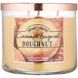 Bath & Body Works Cinnamon Sugared Donut illatos gyertya  411 g