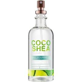 Bath & Body Works Cocoshea Cucumber spray do ciała dla kobiet 156 ml