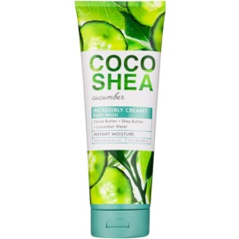 Bath & Body Works Cocoshea Cucumber Douchegel voor Vrouwen  296 ml