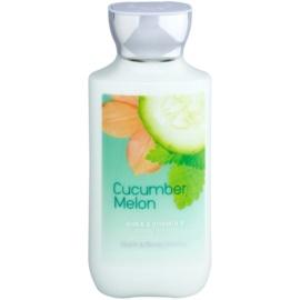 Bath & Body Works Cucumber Melon leche corporal para mujer 236 ml