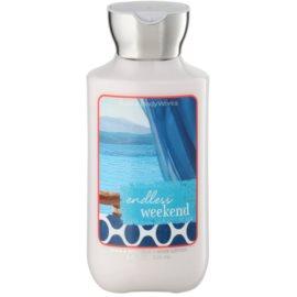 Bath & Body Works Endless Weekend Körperlotion für Damen 236 ml