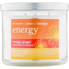 Bath & Body Works Energy Orange Ginger Duftkerze  411 g