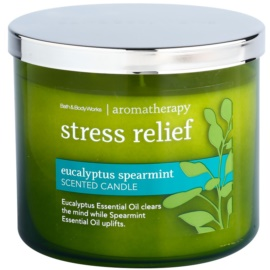 Bath & Body Works Eucalyptus Spearmint ароматна свещ  411 гр.