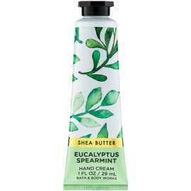 Bath & Body Works Eucalyptus Spearmint Handcreme  29 ml