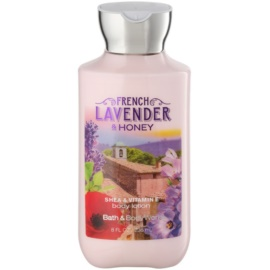 Bath & Body Works French Lavender And Honey Körperlotion für Damen 236 ml