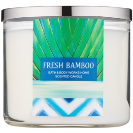 Bath & Body Works Fresh Bamboo Scented Candle 411 g